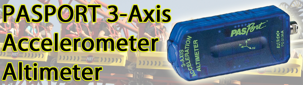 3-axis acceleration altimeter